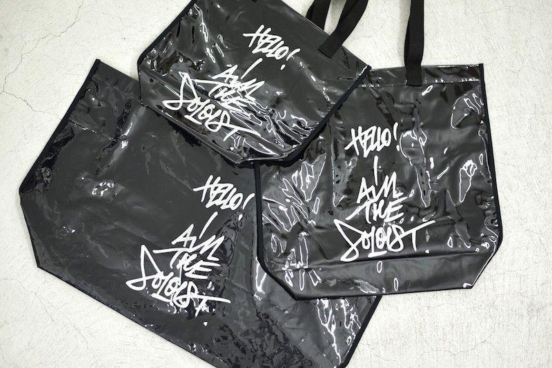 【TAKAHIROMIYASHITAThe Soloist.】/ pvc shopping bagの写真