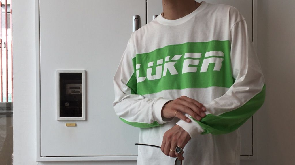 LONG SLEEVE.の写真