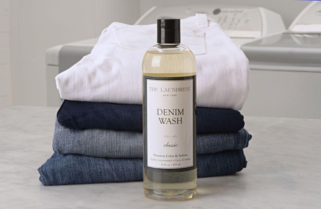 「【インスタライブ】デニムの洗い方&お手入れ~色落ち防止・すそ汚れ/チェーン油のしみ抜き【ランドレス】」の写真