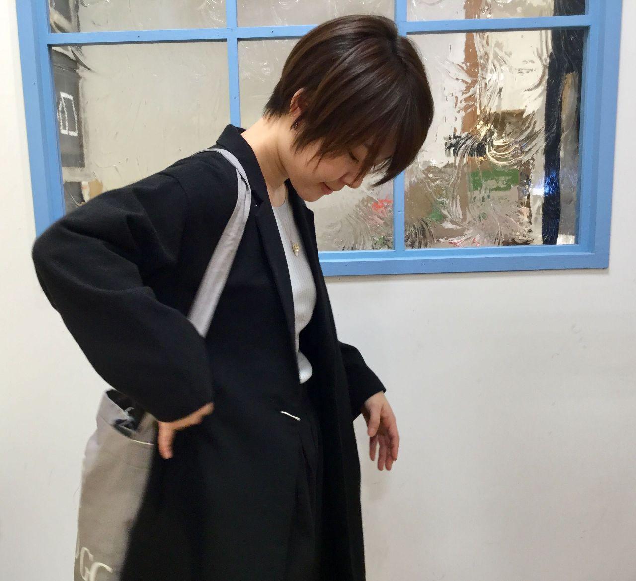230e7dc227d79 みなさまこんにちは☀ 今回ブログを担当させていただきます、studio CLIP近鉄百貨店生駒店のKです。春服.