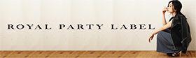 ROYAL PARTY LABEL