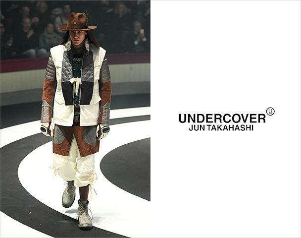 """UNDERCOVER / 新作アイテム入荷 """"コットンツイルレイヤードアーミーワイドカーゴPANTS""""の写真"""