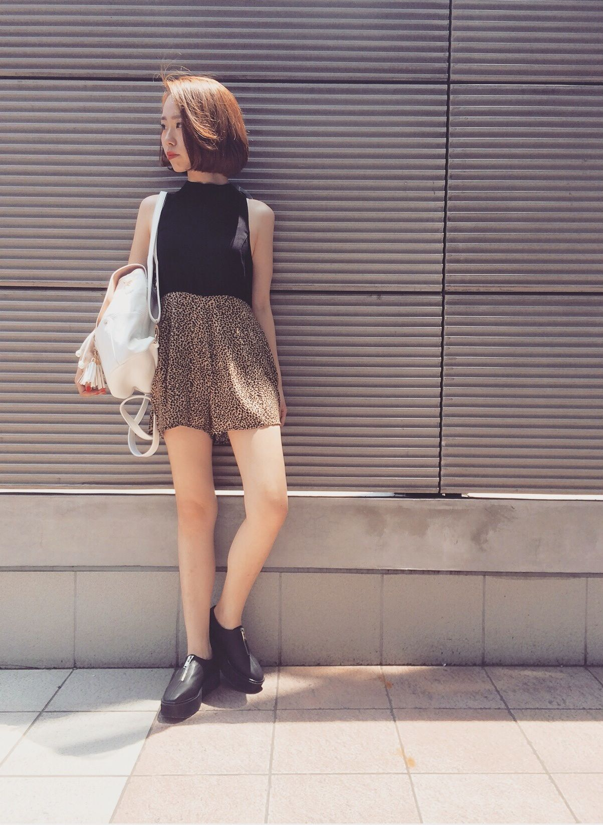 rompers/¥11,664 shose/¥31,320