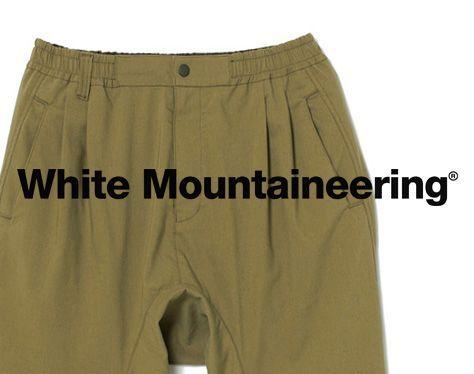 White Mountaineering / 新着アイテム入荷