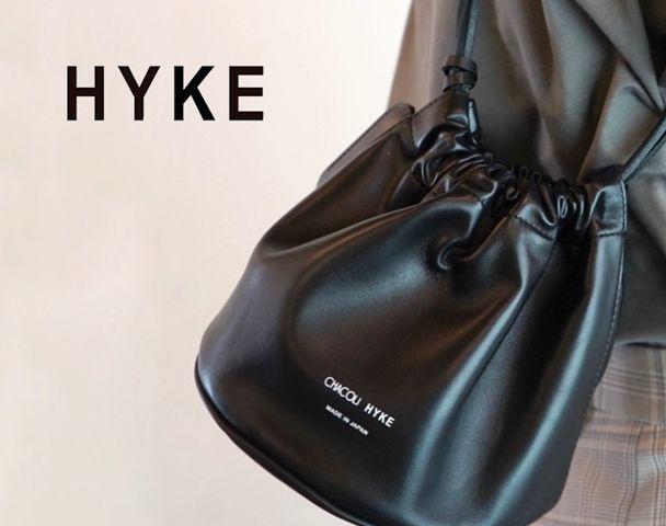 HYKE / 21AW Collection STARTの写真