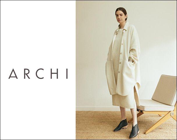 ARCHI / 新作アイテム入荷