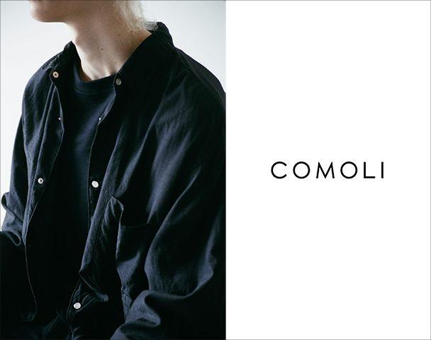 COMOLI / 新作アイテム入荷