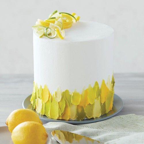 「ケーキの表面をきれいにデコレーション!~スパチュラ編~」の写真