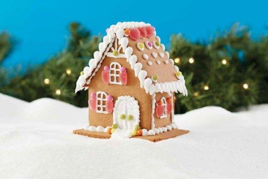 「憧れのお菓子の家を作ろう!!~Gingerbread House~」の写真
