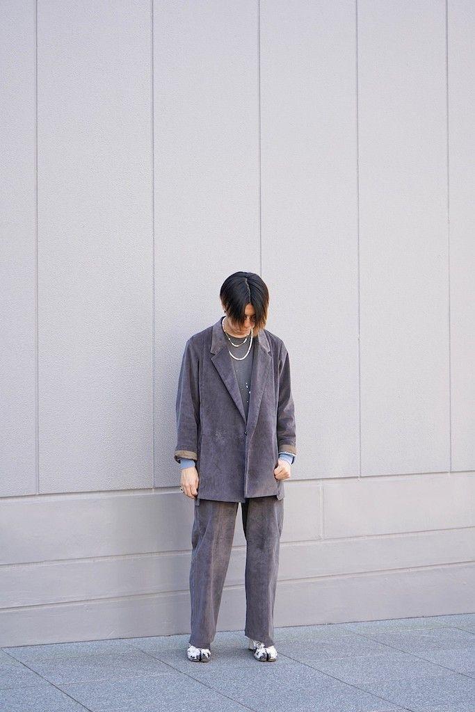 mill / REMODEL L/S T-SHIRT 【 style sample 3 】の写真