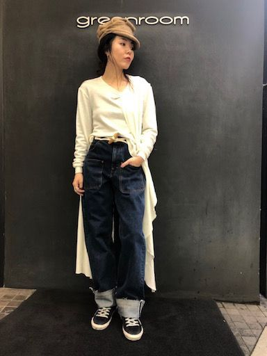 casual styleの写真