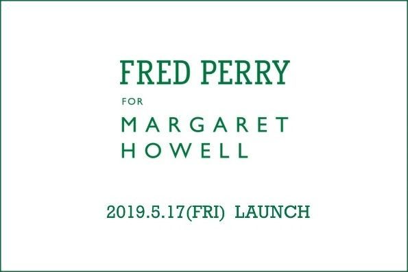 FRED PERRY FOR MARGARET HOWELLの写真