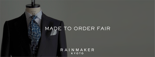 MADE TO ORDER FAIRの写真