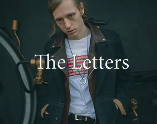 The Letters / 新作アイテム入荷