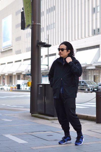 【KAZUYUKI KUMAGAI】/ HOODED BLOUSON : Stylingの写真