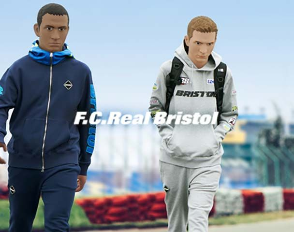 "F.C.Real Bristol  / 新作アイテム入荷 ""BIG STAR JERSEY BLOUSON""andmoreの写真"