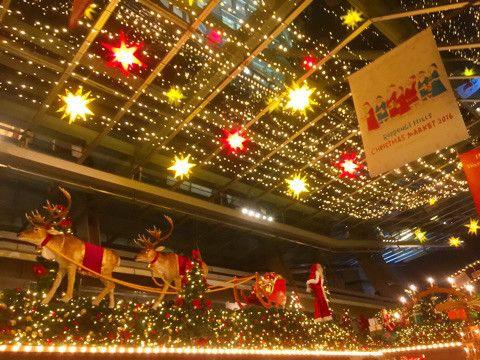 クリスマスがやってくる。の写真