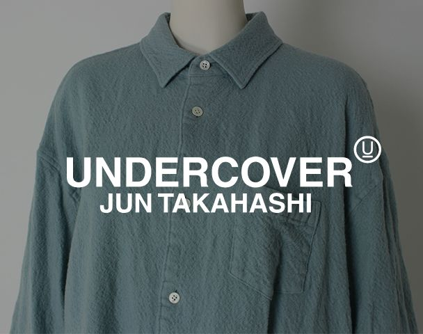 UNDER COVER / 新作アイテム