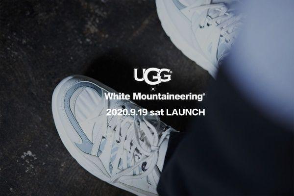 White Mountaineering×UGG の写真