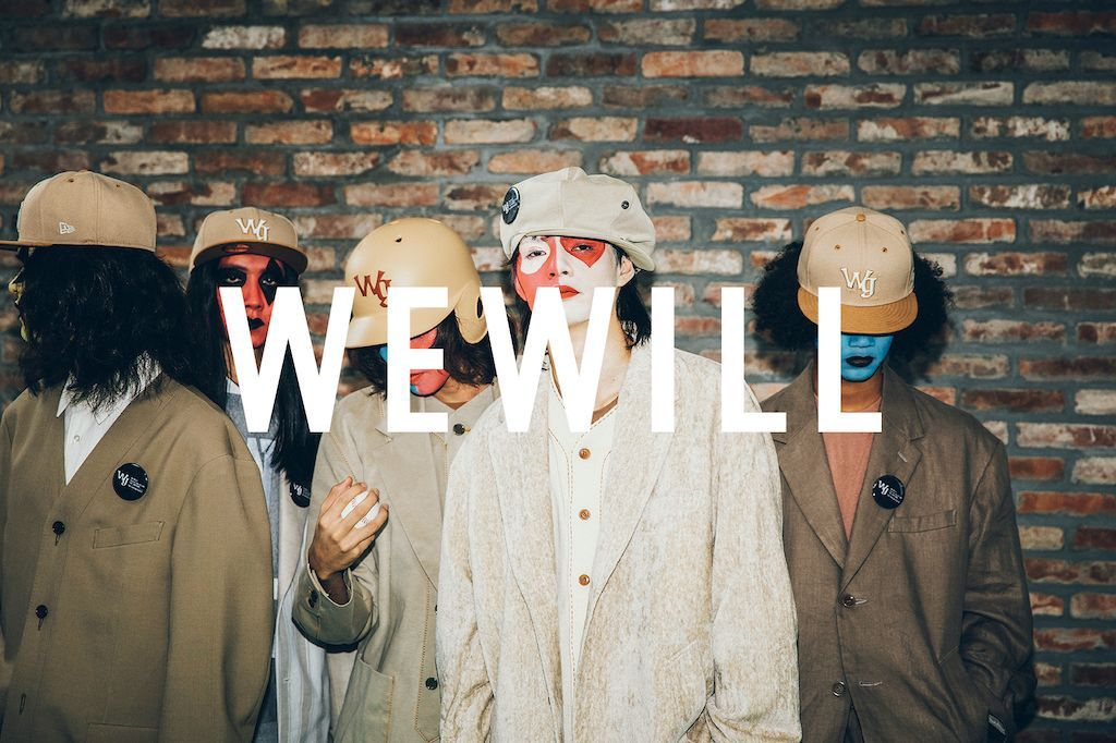 WEWILL 2020SS COLLECTION STARTS ON SATURDAY JANUARY 11TH.の写真