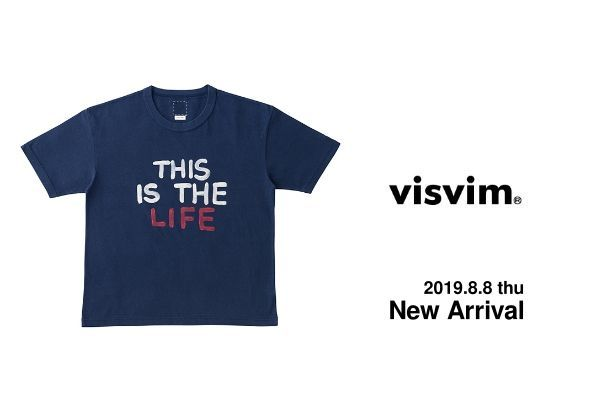 visvim  2019.8.8 thu New Arrivalの写真