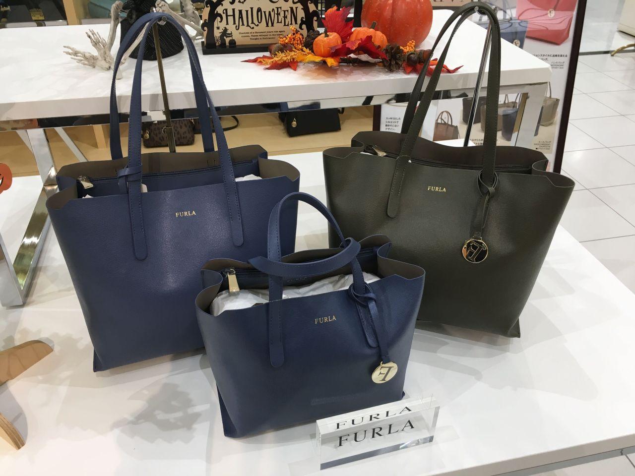 8d008a6b4b01 大人かわいい♡FURLAの新作秋バッグ♡ | 沼津店 | フィットハウス公式 ...