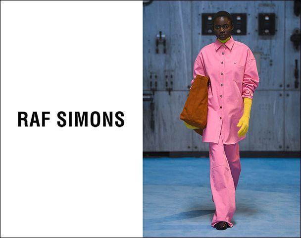RAF SIMONS(WOMENS)/新作アイテム入荷