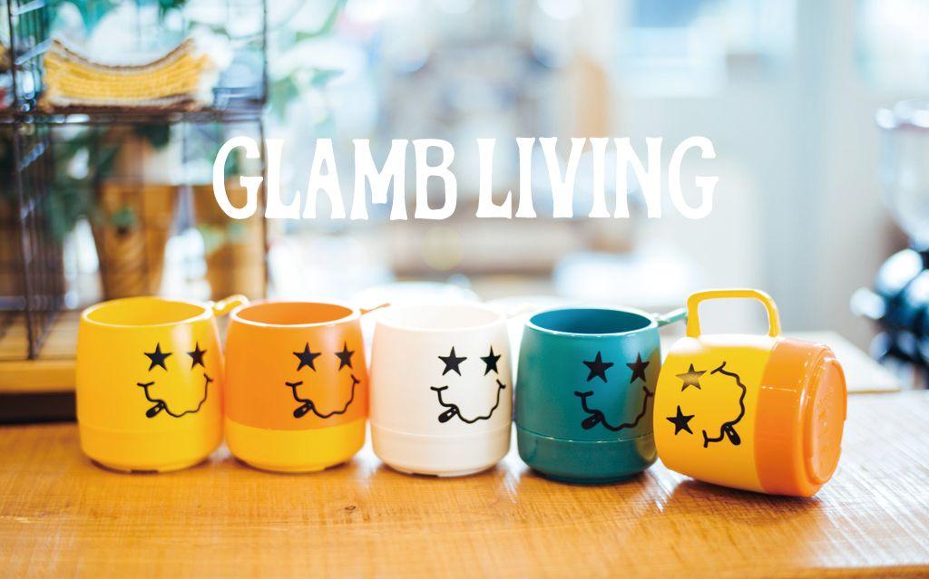 インテリアライン、GLAMB LIVING登場!の写真