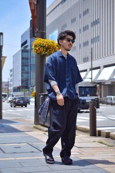【 FACETASM 】/ STREET TOUGH SHIRT : Stylingの写真