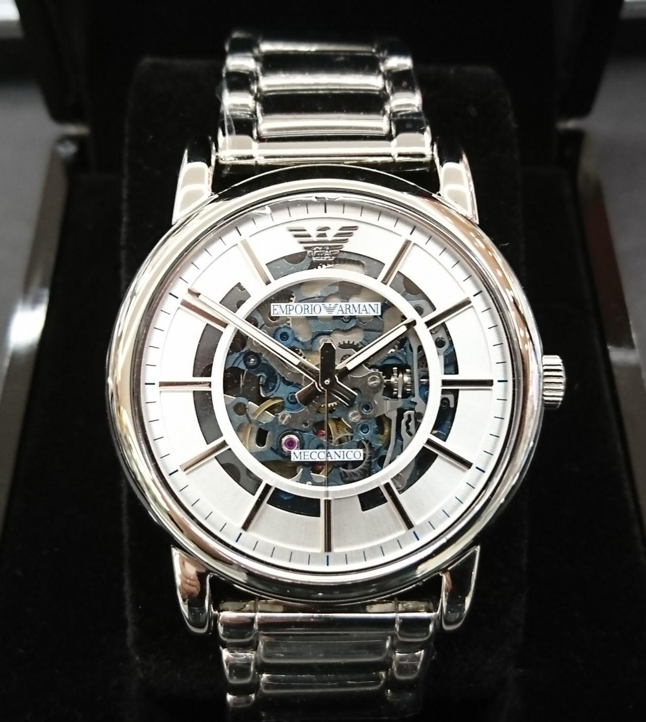 wholesale dealer 8450e 929c5 時計 EMPORIO ARMANI 新作入荷!! | 安城店 | フィットハウス公式 ...