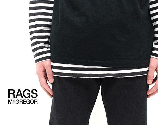 Rags McGREGOR / 新作アイテム入荷