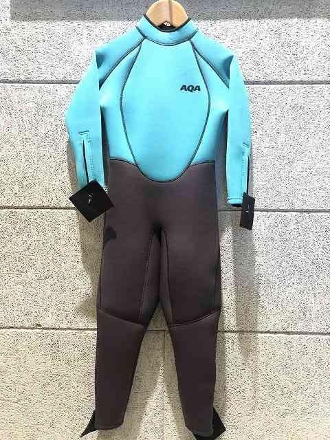 エアータイトのセミドライのサーフィン用ウェットスーツ女性用