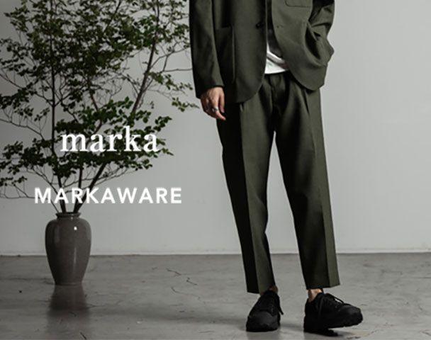 marka / MARKAWARE /新作アイテム入荷