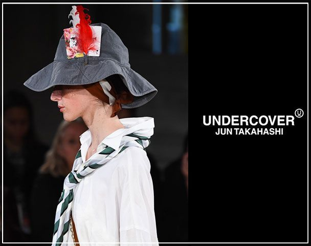 UNDER COVER / 新着アイテム入荷