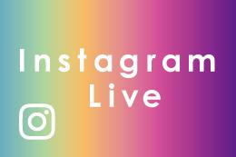 <Instagram Live><br />スペシャルゲスト高山都さん