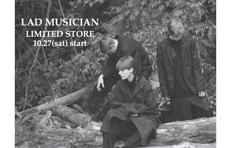 【 NEWS 】LAD MUSICIAN LIMTED STOREの写真