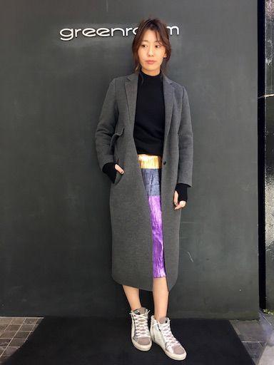 主演スカートの写真