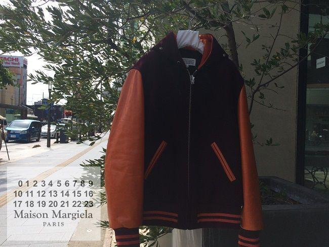 Maison Margiela 『Versity Jacket』の写真