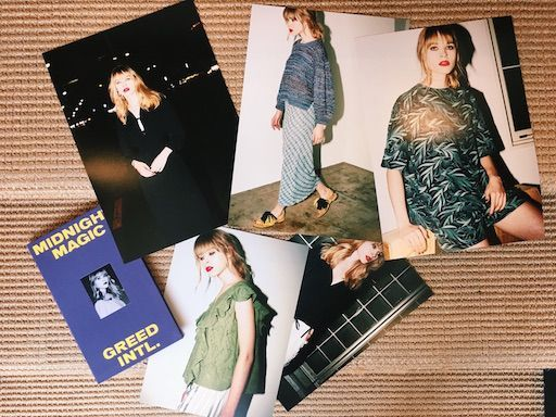 GREED INTERNATIONAL pop up 1日目の写真