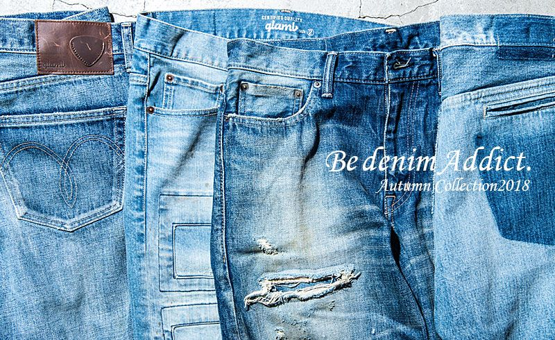 Be Denim Addict.の写真