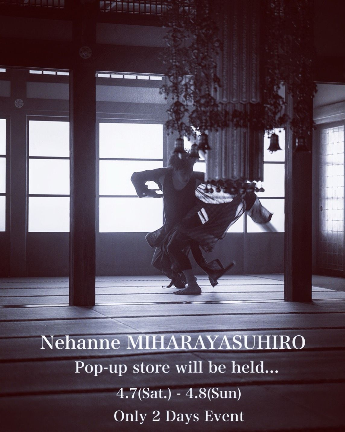 Nehanne POP UP SHOP の写真