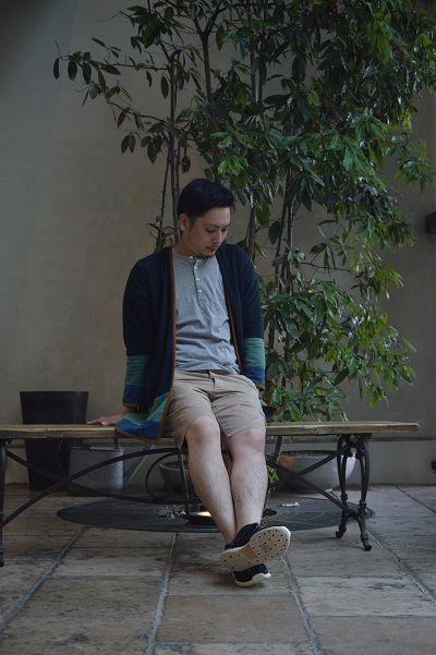 SANJUROとSHORTSの写真