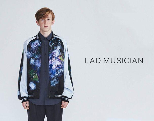 LAD MUSICIAN / 新作アイテム入荷