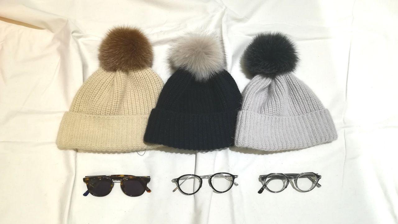 【CA4LA】Knit capの写真