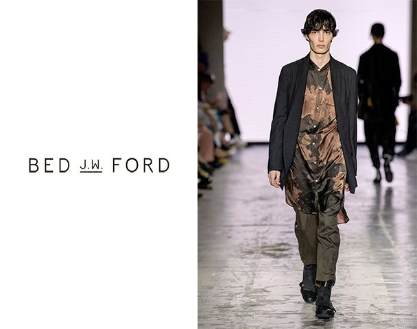 BED J.W. FORD / 新作アイテム入荷