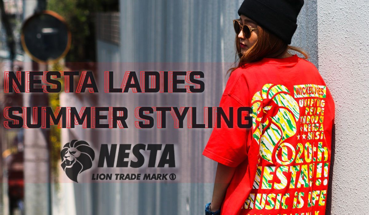 NESTA LADIES SUMMER STYLING