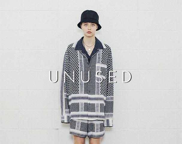 UNUSED / 新作アイテム入荷