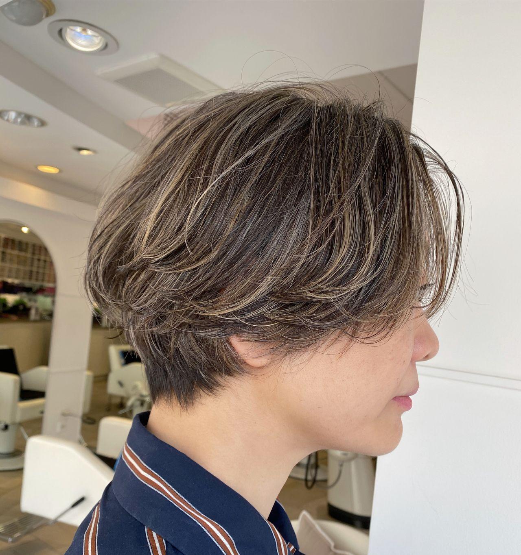 50代の髪の悩みとシャンプー