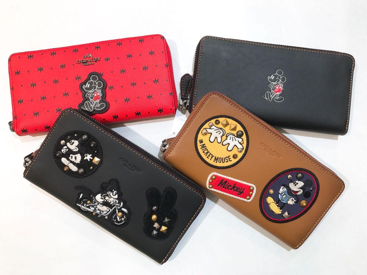 big sale f85c0 05ece ☆COACH(コーチ)×ディズニーのコラボ財布☆ | 東海店 | フィット ...