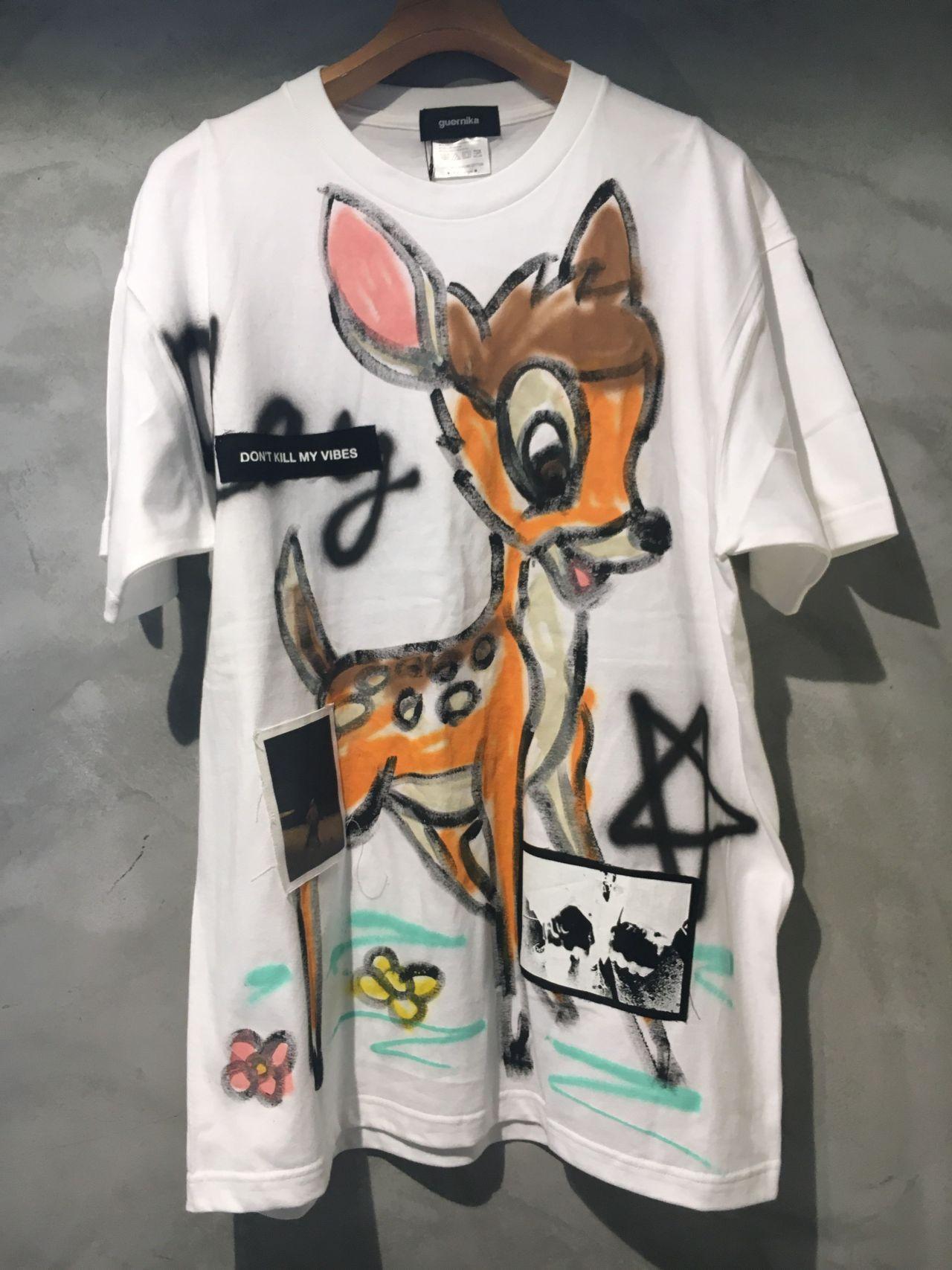 guernika/ゲルニカ/新作Tシャツ ☆